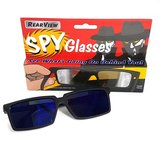 spionnenbril Missie X