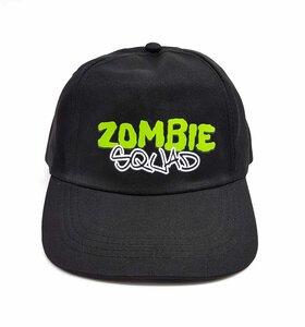 Zombie Squad cap, zwart