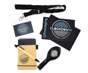 Feestpakket ClockDown