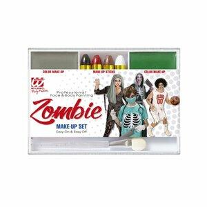 Schmink voor zombies