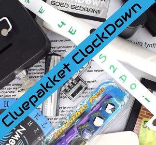 Cluepakket escaperoom